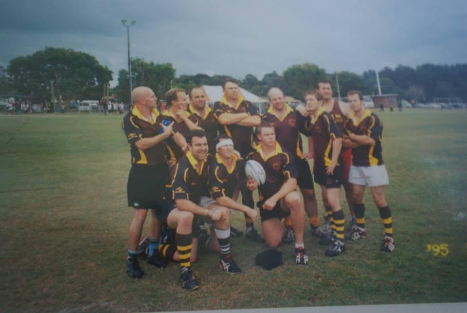 2005 MOB Kit Team Photo