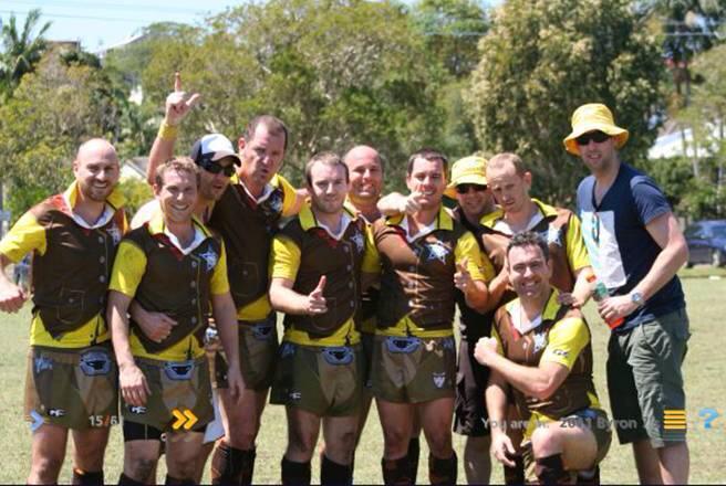 2011 MOB Kit Team Photo