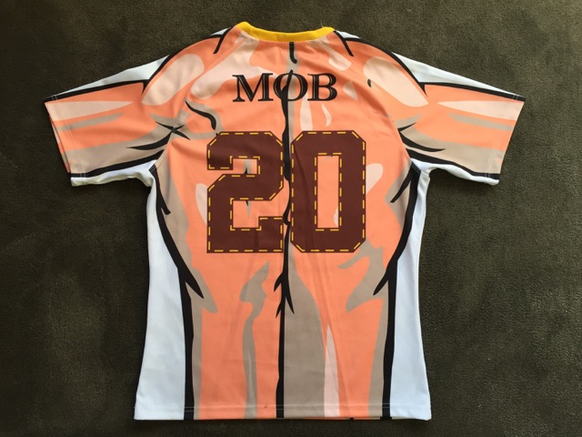 MOB Playing Kit 2009 Back