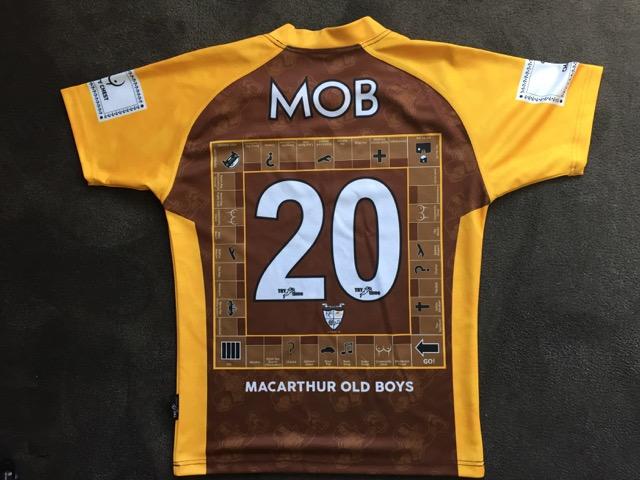 MOB Playing Kit 2014 Back